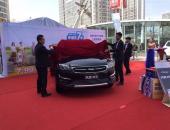 众泰大迈X5七座版 甘肃地区正式上市