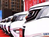 甘肃驰辰兰州地区博越首批车主完美交车