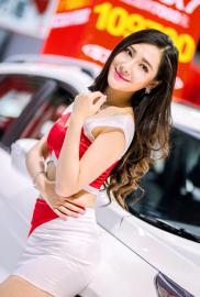 2016昆明车展模特集锦