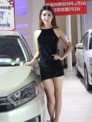 2016(第七届)兰州国际车展模特集锦