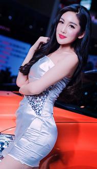 2016第九届中国汽车(南京)博览会美女车模