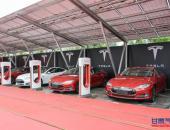特斯拉超级充电站公布收费细则:北京到上海需400元