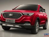 小型SUV新锐奔腾X40将于1月17日正式下线