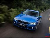 BMW3系金融礼遇火热开启中 日供仅需140元