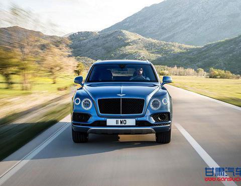宾利将推全新款SUV 或采用纯电动模式