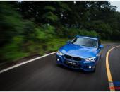 BMW 3系坚守纯粹驾趣 陪你风雨兼程