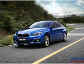 """年少游刃有余 驾驭随心所欲 全新BMW 125i运动轿车演绎你的""""欢乐颂"""""""