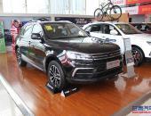 动感豪华 众泰T600 Coupe甘肃领航4S店到店实拍