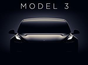 特斯拉发出Model 3量产版发布大会请柬