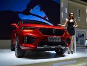 年轻有WEY 生活新主张 VV5s在兰州车展预售上市