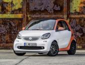 戴姆勒:2020年Smart将成为纯电动车品牌