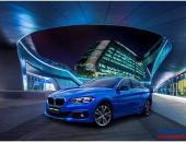 4万年终奖 必备年货之全新BMW 1系运动轿车