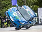长安新能源逸动EV520亮剑环青海湖(国际)电动汽车挑战赛