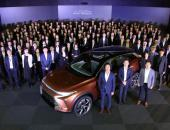 BEIJING品牌概念车Illuminate 手稿曝光